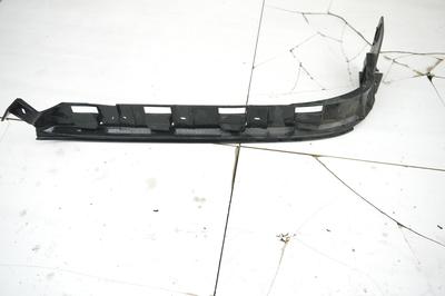Czarny plastikowy ślizg zderzaka prawy tylny do VW Golf IV kombi
