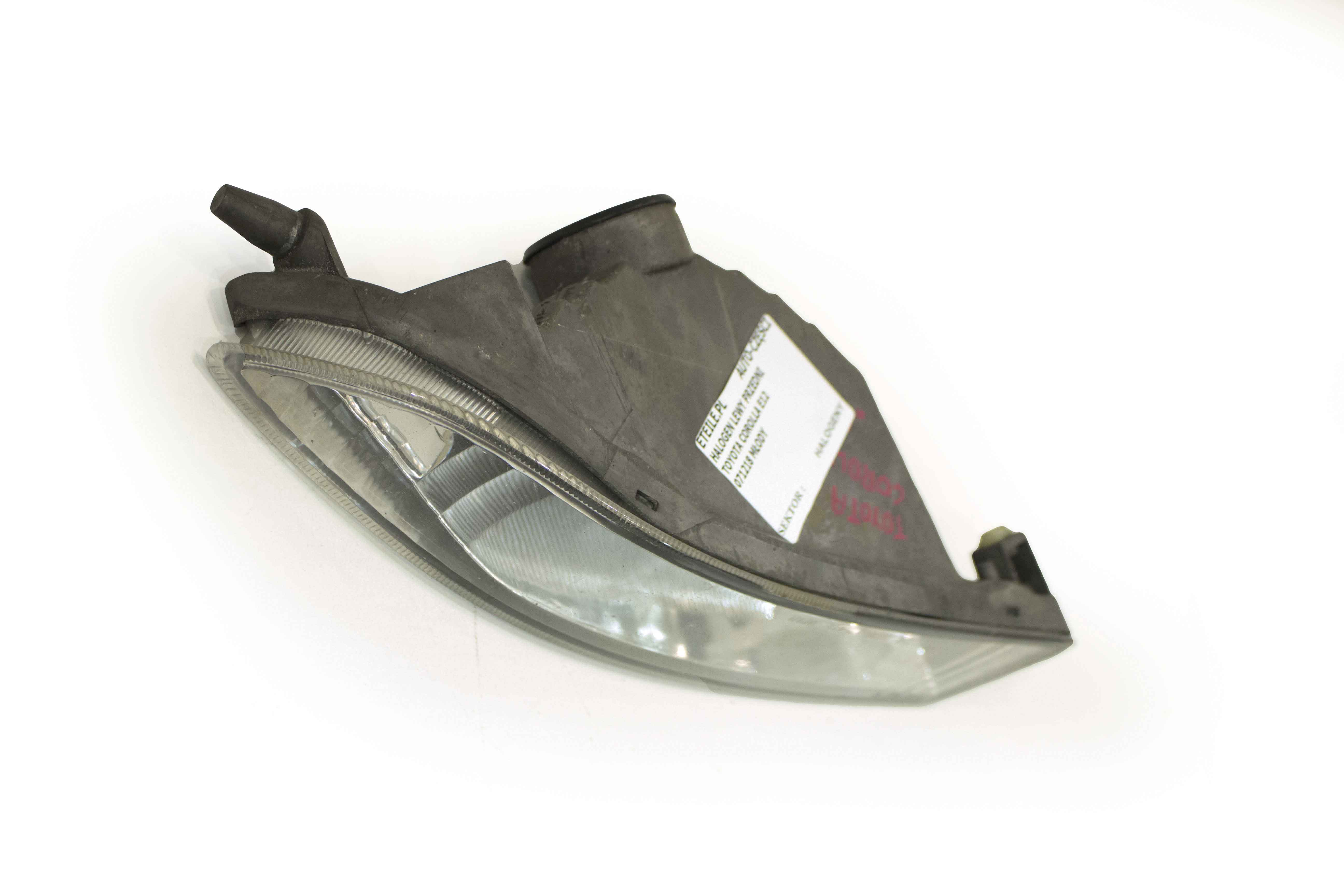 Halogen Lewy Lampa Lewa Toyota Corolla E12 Sklep Eteilepl