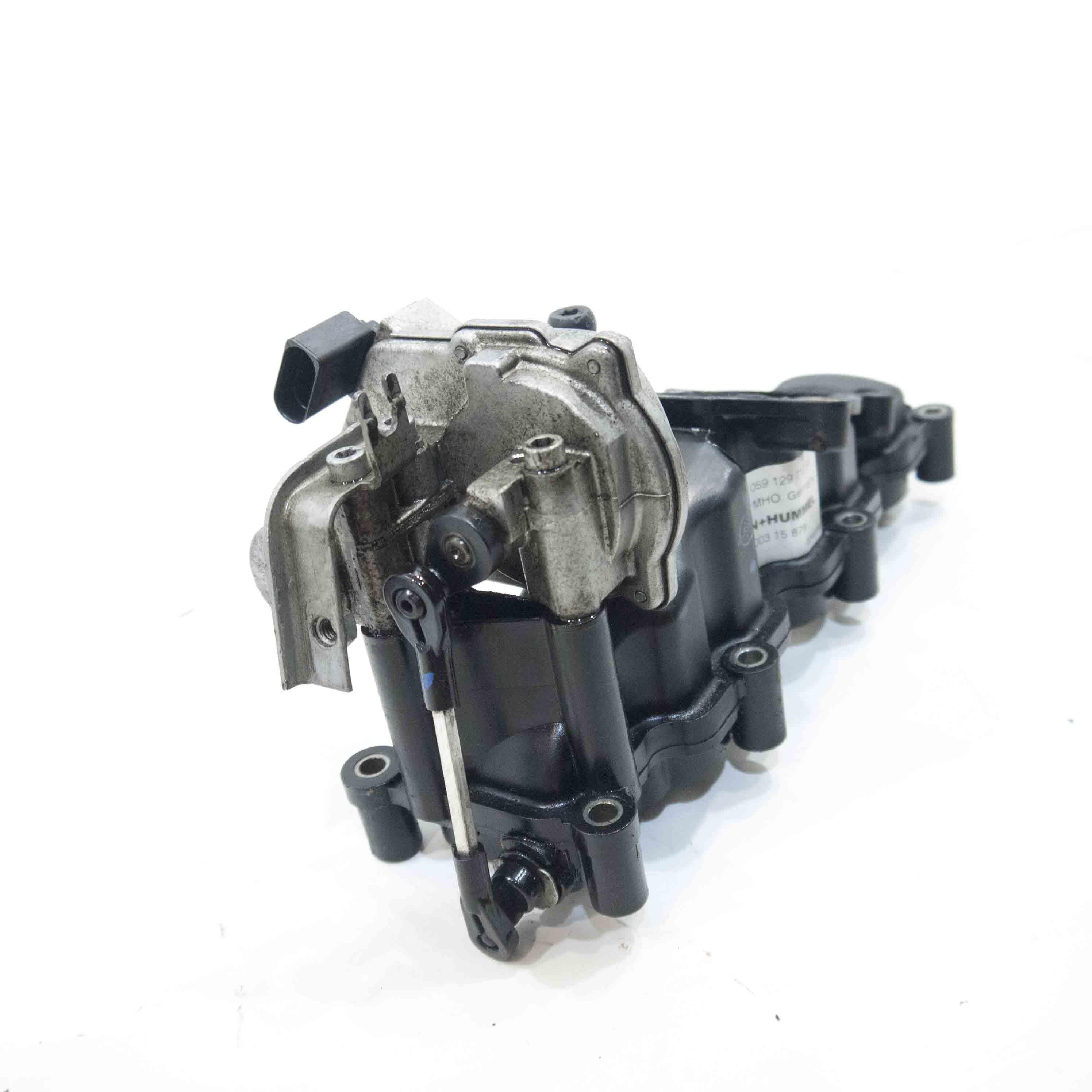 Kolektor Ssący Prawy Sterowanie Klapami Audi A6 C6 30 Tdi